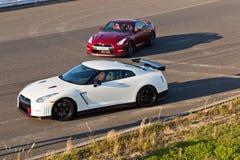 De Versie van Nissan GT-R Nismo Stock Foto