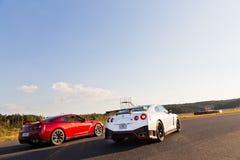 De Versie van Nissan GT-R Nismo Stock Afbeeldingen