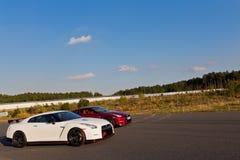 De Versie van Nissan GT-R Nismo Royalty-vrije Stock Fotografie