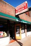 De Verslagen van Webster, St.Louis, MO Royalty-vrije Stock Foto's