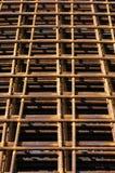 De versterking van het staal Stock Afbeelding