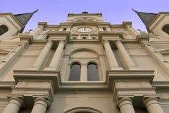 De Verticaal van de Kathedraal van het Saint Louis stock foto's