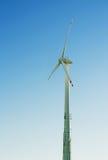 De verticaal van de windmotor Stock Foto's