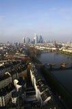 De Verticaal van Frankfurt Stock Foto's