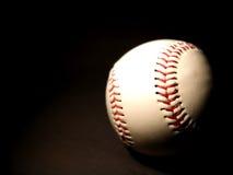 De verticaal van het honkbal Stock Fotografie