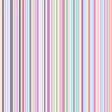 De verticale achtergrond van pastelkleur multicolored strepen Royalty-vrije Stock Foto
