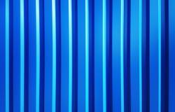 De verticale blauwe achtergrond van de panelenillustratie stock afbeeldingen