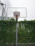 De verticale mening van de basketbaltribune Royalty-vrije Stock Fotografie