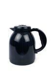 De verticale Pot van de Koffie royalty-vrije stock foto's