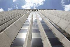 De verticale Structuur van het Beheer Stock Afbeelding