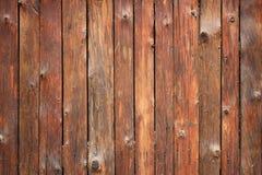 de verticale Textuur van Planking van de Schuur Houten Muur Teruggewonnen Oude Houten Latjes Rustieke Achtergrond Element van het Royalty-vrije Stock Foto's