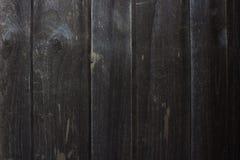 de verticale Textuur van Planking van de Schuur Houten Muur Teruggewonnen Oud Houten S Stock Afbeelding