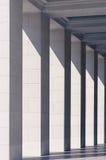 De vertikala kolonnerna Royaltyfria Bilder