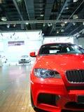 De Vertoning van BMW in Motorshow Royalty-vrije Stock Afbeeldingen