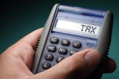 De vertoning van de belasting Stock Afbeelding