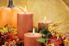 De Vertoning van de herfst Stock Fotografie
