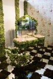 De vertoning van Floristry Stock Fotografie