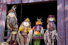 De Vertoning van Halloween Stock Afbeeldingen