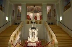 De vervaardigingsmuseum van het Meissenporselein Stock Fotografie
