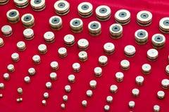 De vervangstukken van de schroefstop Stock Foto