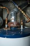 De verwarmer van het water Stock Fotografie