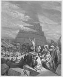 De verwarring van Tongen royalty-vrije illustratie