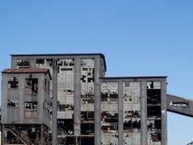De Verwerkingsfabriek van de spooksteenkool Royalty-vrije Stock Afbeelding