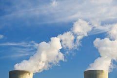De verwezenlijking van de wolk Stock Afbeeldingen
