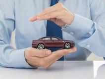 De Verzekering van de auto royalty-vrije stock fotografie
