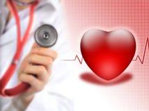De verzekering van de gezondheid. Royalty-vrije Stock Foto's