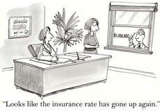De verzekering van de gezondheid Stock Afbeelding