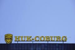 De verzekering van HUK Cobourg Royalty-vrije Stock Fotografie