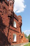 De Vesting van Brest, Wit-Rusland Stock Fotografie