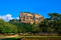 De Vesting van de Sigiriyarots Royalty-vrije Stock Foto's