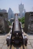 De Vesting Macao van Guia Stock Foto's