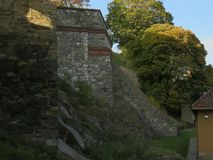De vesting van Oslo royalty-vrije stock fotografie