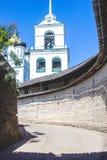 De vesting van Pskov royalty-vrije stock foto's