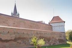 De vesting van Targu Mures Royalty-vrije Stock Afbeelding