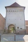 De vesting van Targu Mures Stock Afbeeldingen