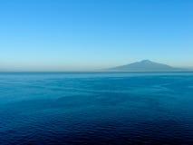 De Vesuvius royalty-vrije stock afbeelding