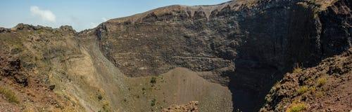 De Vesuvius, Stock Afbeelding