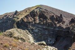 De Vesuvius, Stock Foto