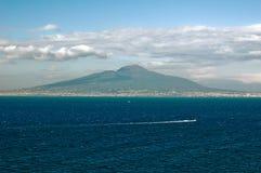 De Vesuvius Royalty-vrije Stock Afbeeldingen