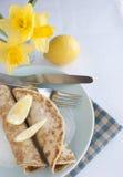 De Vette Dinsdag van Shrove van de Dag van de pannekoek Stock Afbeeldingen