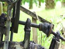 De video van de waterpomp stock footage