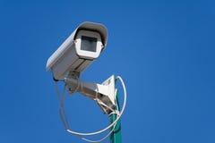 De videocamera van de veiligheid Stock Foto's