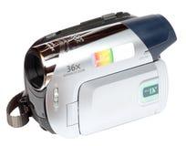 De videocamera van Minidv camcorder royalty-vrije stock foto