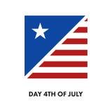 De viering van de onafhankelijkheidsdag Royalty-vrije Stock Fotografie