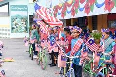 De viering van de onafhankelijkheidsdag Royalty-vrije Stock Afbeeldingen