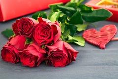 De Viering van de valentijnskaartendag Royalty-vrije Stock Fotografie